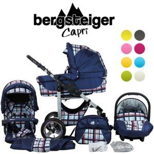 Kinderwagen Set von Bergsteiger